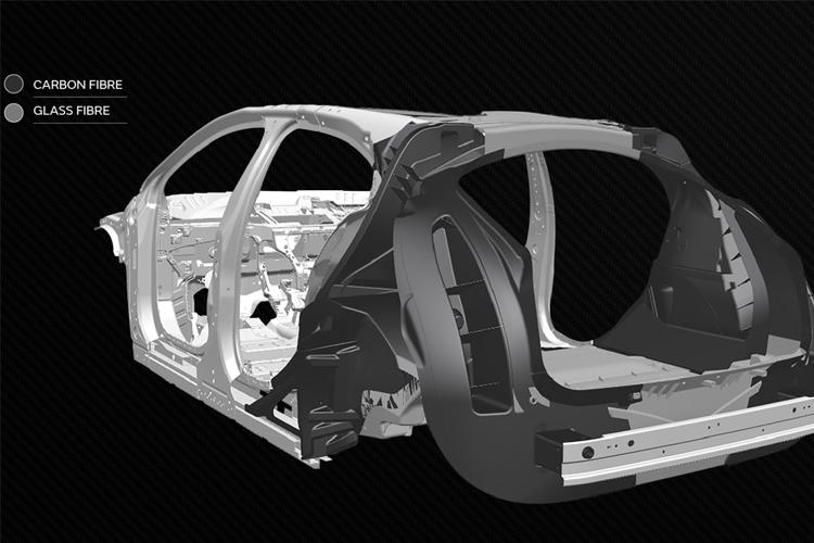 Jaguar Land Rover's groundbreaking advanced composites project