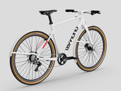 LeMond Prolog carbon fiber ebike