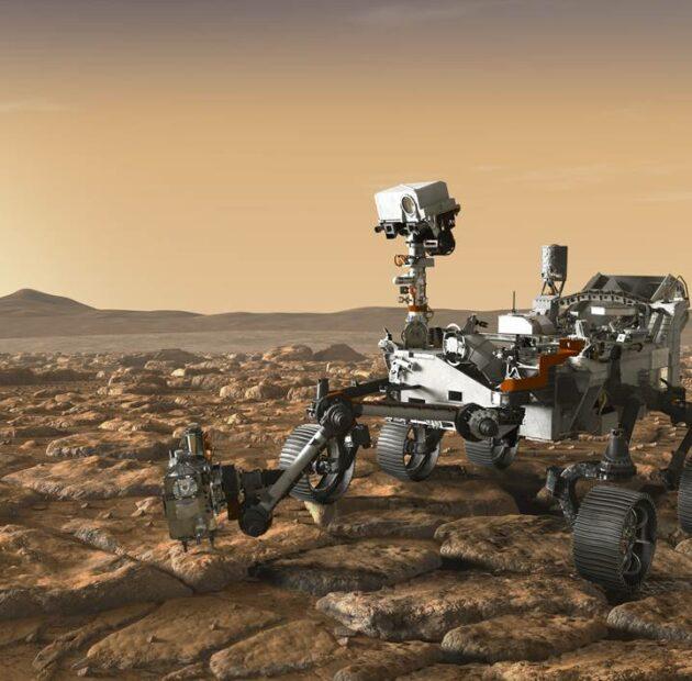 Les fibres composites Toray de retour sur la planète Mars