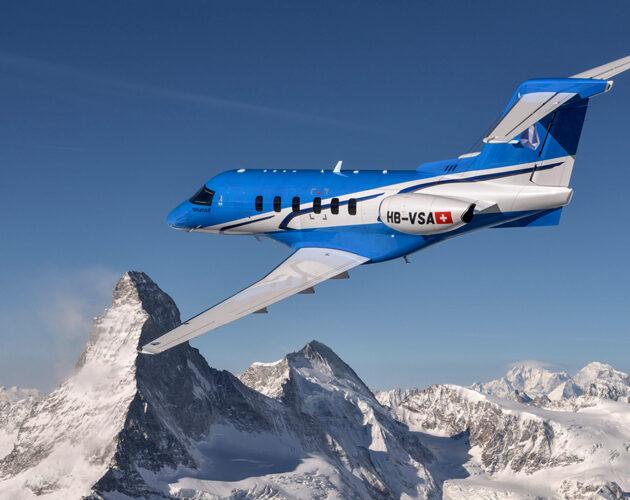 PC-24 – The super versatile jet takes off
