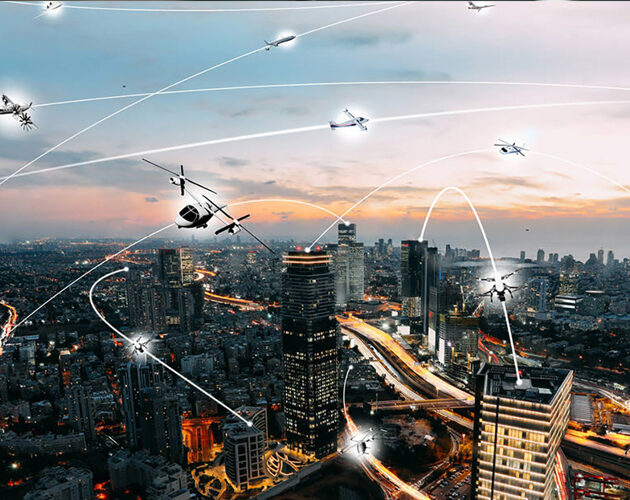 Engineers earn NASA grant to enable flying taxis