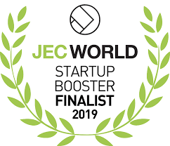 UBQ Materials was also part of the 10 Startups shaking the Composites Industry at JEC World 2019