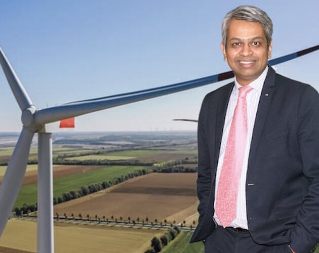 Vestas appoints Purvin Patel as new regional president of Asia Pacific