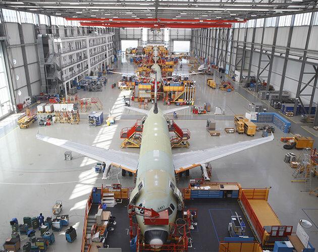 Stratasys obtient une prolongation du contrat Airbus