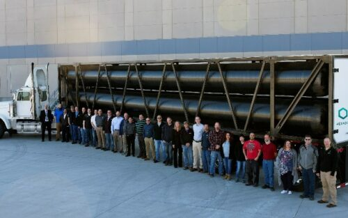 Hexagon Agility awarded contract for Mobile Pipeline transport modules