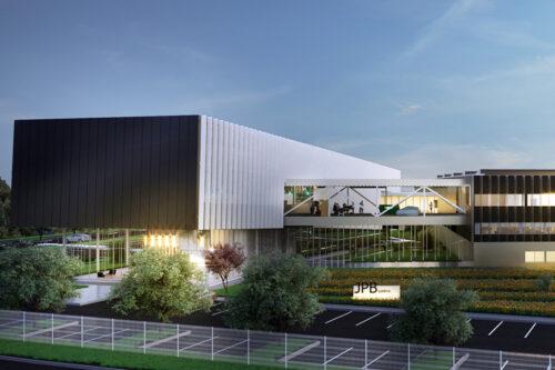 JPB Système lauréat du plan France Relance pour lancer son projet de nouvelle usine du futur