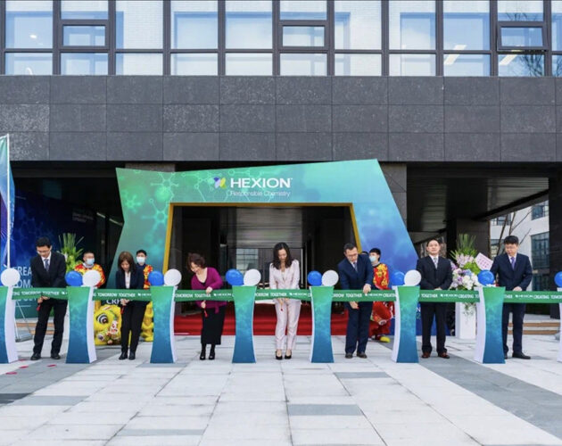 Hexion inaugurates its application R&D center in Shanghai