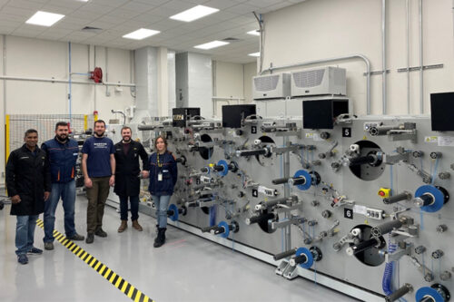 Mikrosam and Composite Automation outfit NIAR ATLAS with the latest composite prepreg slitting and rewinding unit for advancing aviation industry research
