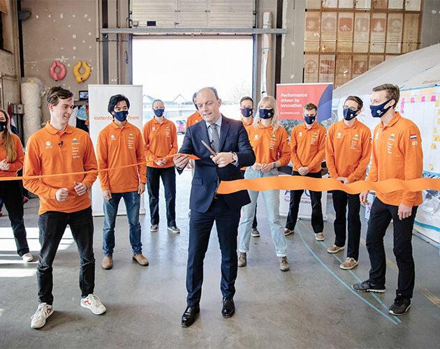 Vattenfall Solar Team starts the production of their newest solar car Nuna11
