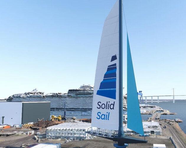 Solid Sail : un nouveau cap pour Multiplast