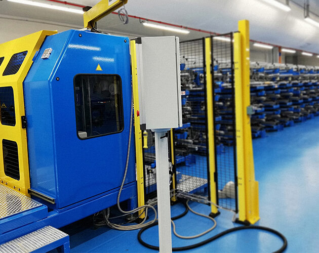 France Relance award granted to Omega Systèmes, for automated composites slitting
