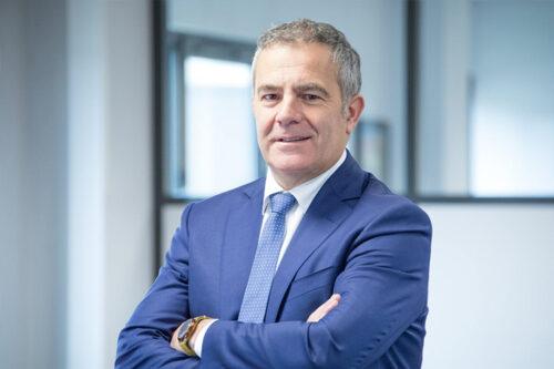 Andre Genton - CEO of Porcher Industries (Photo Noël Bouchut)