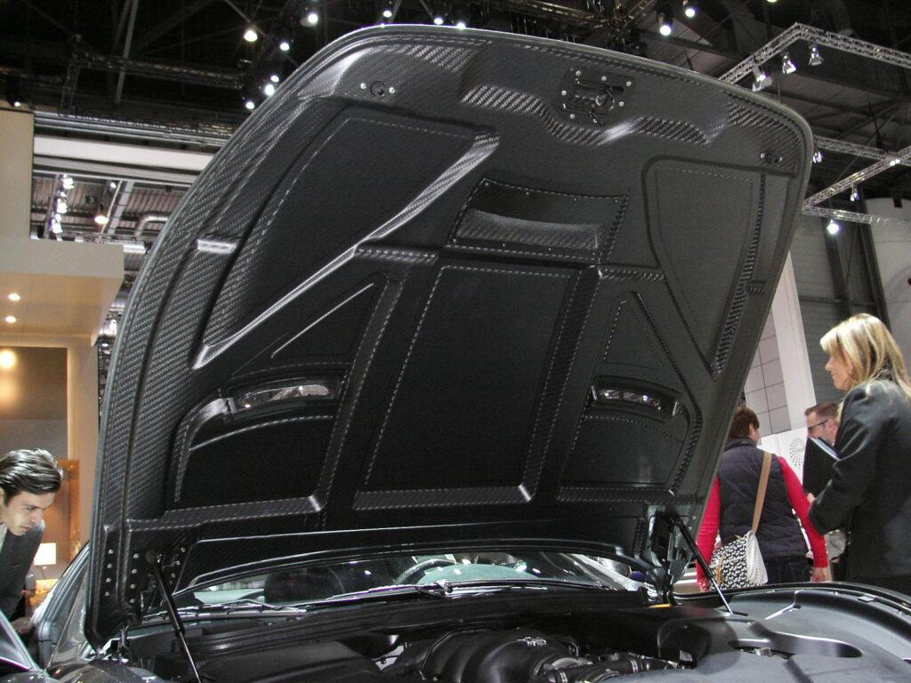 Maserati Front Bonnet