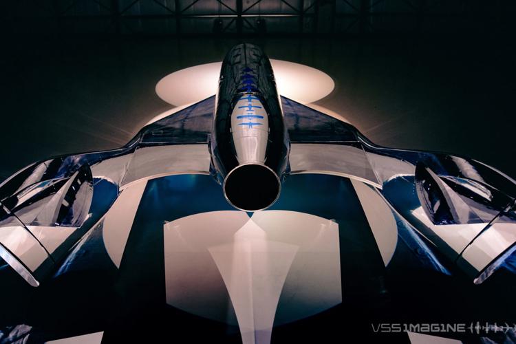 Virgin Galactic unveils VSS Imagine, the first SpaceShip III in its growing fleet