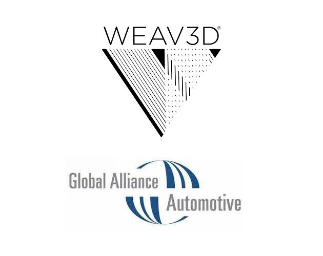 WEAV3D Inc. and Global Alliance Automotive AG partner to expand structural composite opportunities in automotive sector