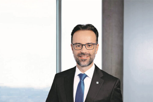 Thomas Gangl assumes role of new Borealis CEO