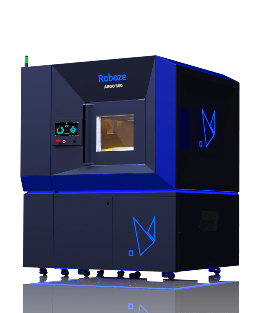 Roboze Automate for industrial-scale 3D printing