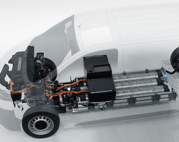 Faurecia accompagne Stellantis pour des véhicules utilitaires à hydrogène
