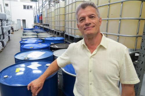 Sérgio Dias, new technical sales manager at FCI-Marbocote