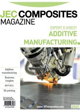 JEC Composites Magazine Expert's Digest: Additive Manufacturing