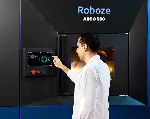 Roboze launches Roboze Automate for industrial-scale 3D printing