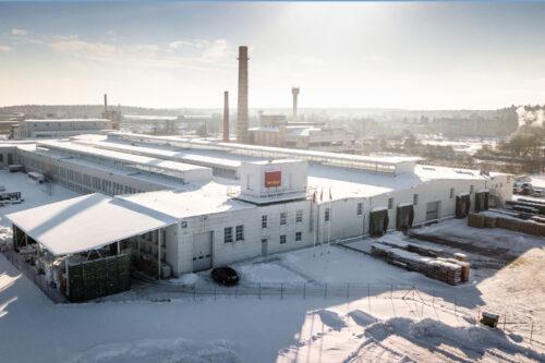 Devold becomes Saertex Baltics