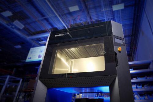 Stratasys simplifie la production de grandes pièces grâce à sa nouvelle imprimante 3D F770