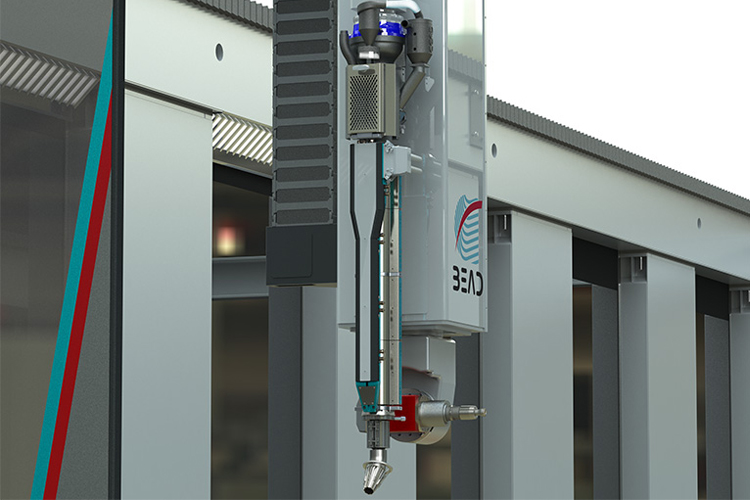 CEAD and Belotti making large-scale additive and subtractive manufacturing accessible for the industry