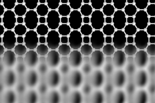 Researchers in Germany and Finland discover new type of atomically thin carbon material