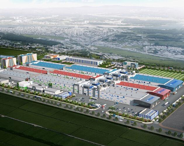 Hyosung Advanced Materials adding facilities to Jeonju Carbon Fiber Factory