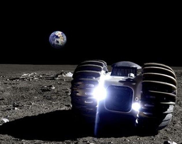 Bieglo Group thermoplastic polymer supports 3D printing project on the moon