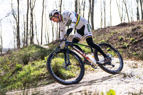 Nox, the MTB Marathon shoe made with thermoplastic composites