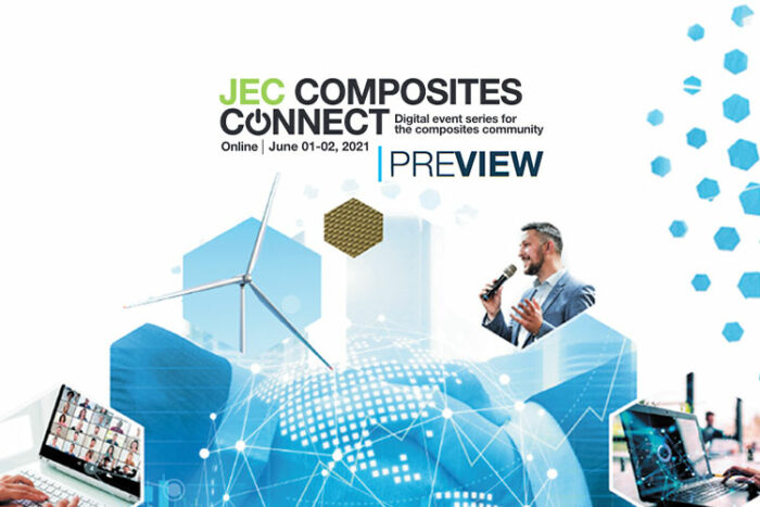JEC Composites Connect Preview and Innovation report