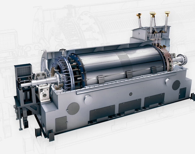 Continuous Composites and Siemens Energy develop high performance materials for power generators