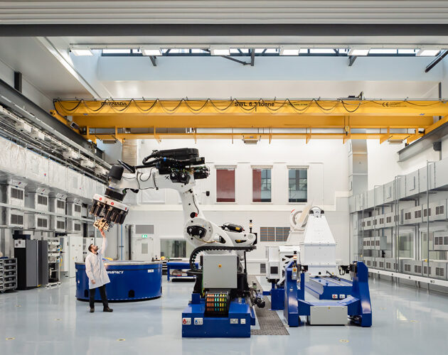 National Composites Centre unveils news Automated Fibre Placement-Automated Tape Lay Up capability (AFP-ATL)