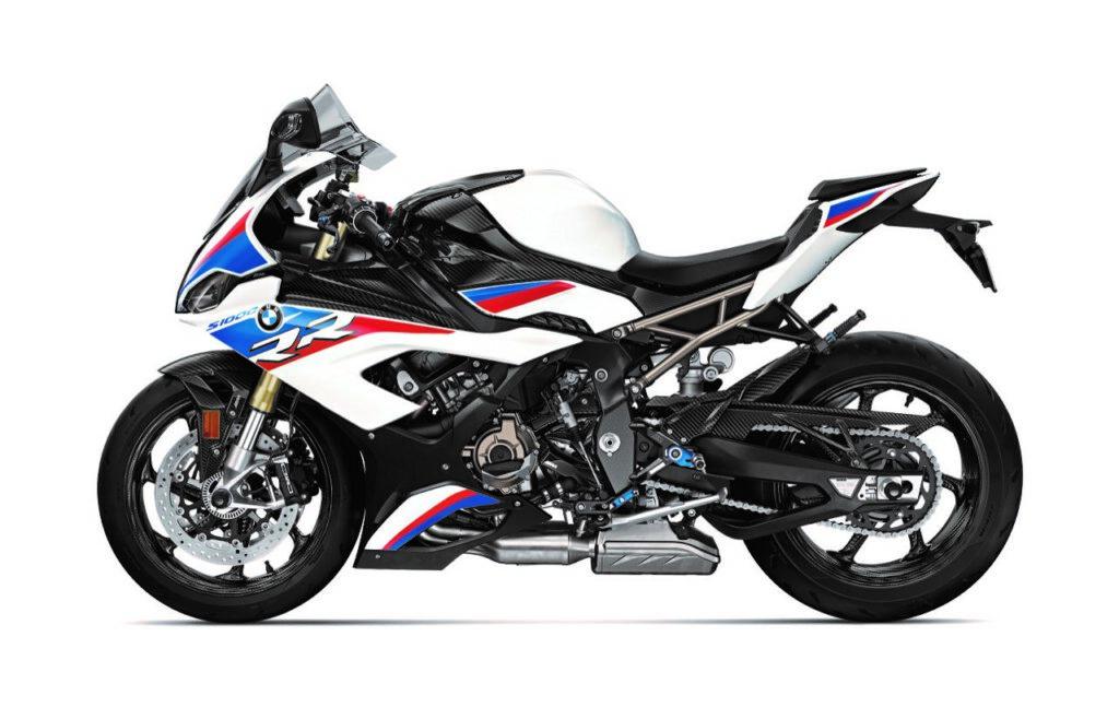 M Carbon parts for the BMW S 1000 RR
