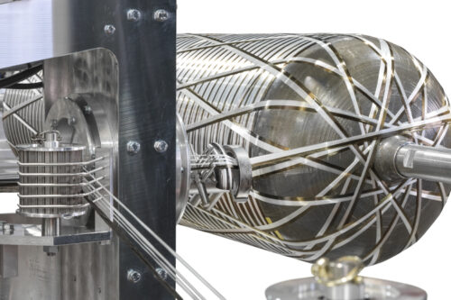 Roth Composite Machinery will participate in the digital format of the JEC Composites Connect in June 2021 and introduce an innovative machine concept for the manufacture of products by using the filament winding process.