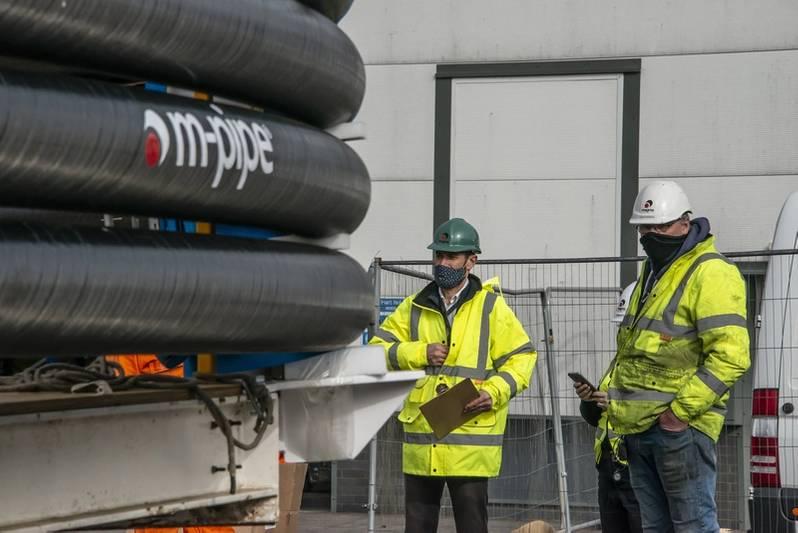 Magma Global delivers high pressure composite riser pipe to HWCG consortium