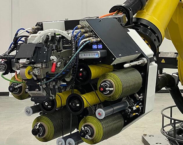Electroimpact launches Scorpion AFP4.0