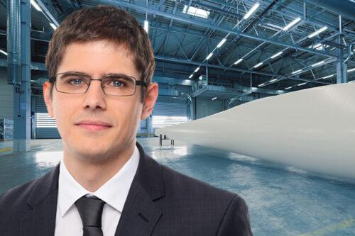 Achim Fischereder, Industrial Marketing Director, Hexcel