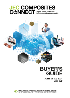 JEC Composites Connect 2021: Buyer's Guide