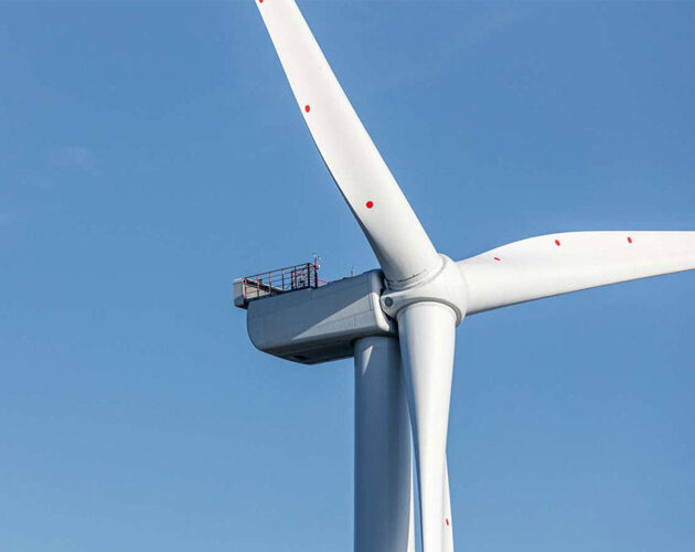 Ørsted commits to sustainable recycling of wind turbine blades