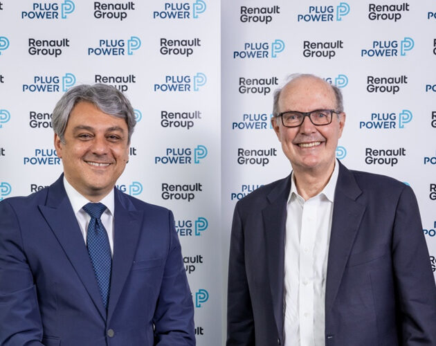 Renault and Plug Power  launches HYVIA joint venture