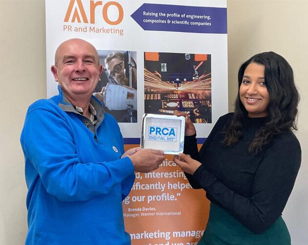 Aro PR and Marketing is celebrating its 10th anniversary