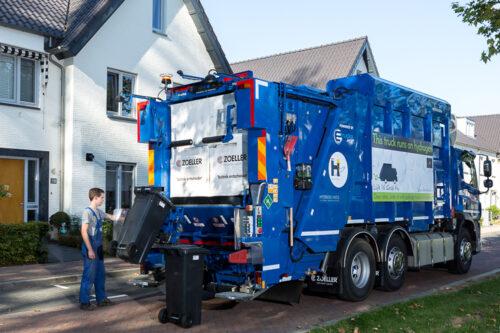 Bennes à ordures hydrogène : Dijon, Le Mans et Angers engagent une commande groupée