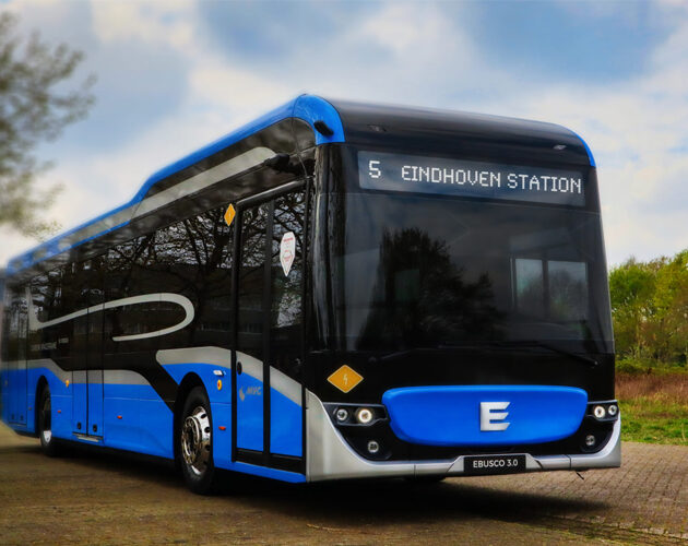 Ebusco wins the JEC Innovation Award 2021 with the Ebusco 3.0 buses