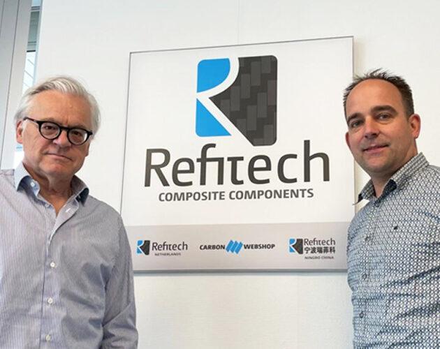 Marcel Gillis becomes the full owner of Refitech BV.