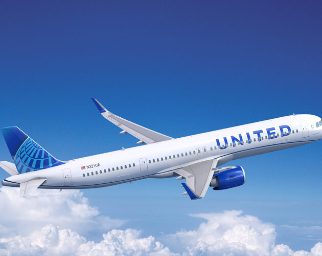 United Airlines orders 70 Airbus A321neo aircraft