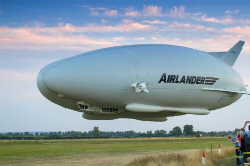 Collins Aerospace advances zero-emission aviation for Hybrid Air Vehicles' Airlander 10 aircraft