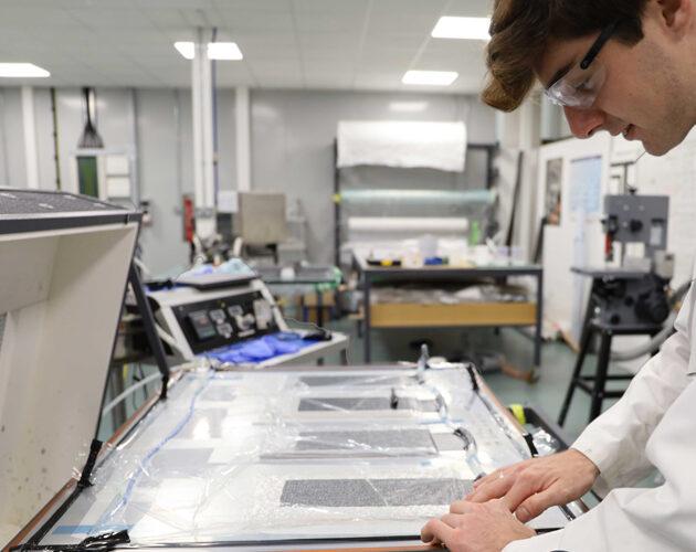Composite Integration embraces low environmental impact composites